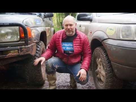 Cooper Tires Test