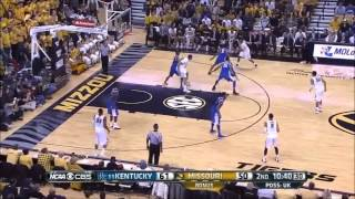 Jabari Brown 33 points (poster dunk) vs. Kentucky Wildcats