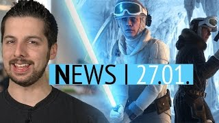 Quantum Break für PC - Offizielle DLC-Pläne für Star Wars Battlefront - News