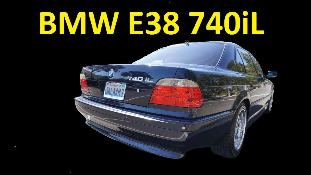 Bmw 740il 7 Series E38 For Sale Interior Video Review