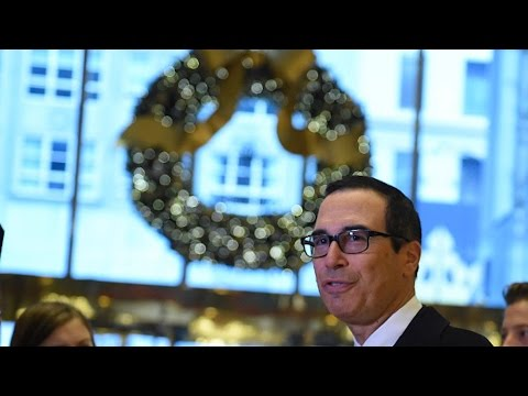 Trump Picks Ex-Goldman Banker Known as 'King of Foreclosures' to Head Treasury