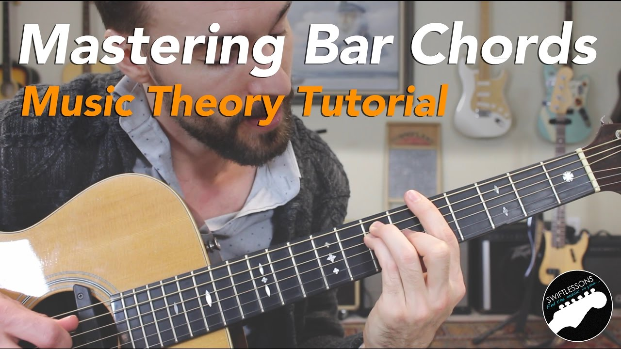 Mastering Bar Chords Music Theory Interval Lesson W Free Pdf
