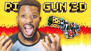 SO I FIRED ARCADE FLAMETHROWER! l Pixel Gun 3D
