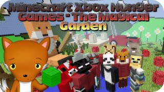 Minecraft Xbox Hunger Games - The Magical Garden