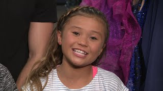 DWTS: Juniors: Sky Brown Spills on Keeping Her Win a Secret! (Exclusive)