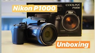 Nikon Coolpix P1000 Unboxing & Quick Review 2019 | is it worth to buy? | Good for Zooming?