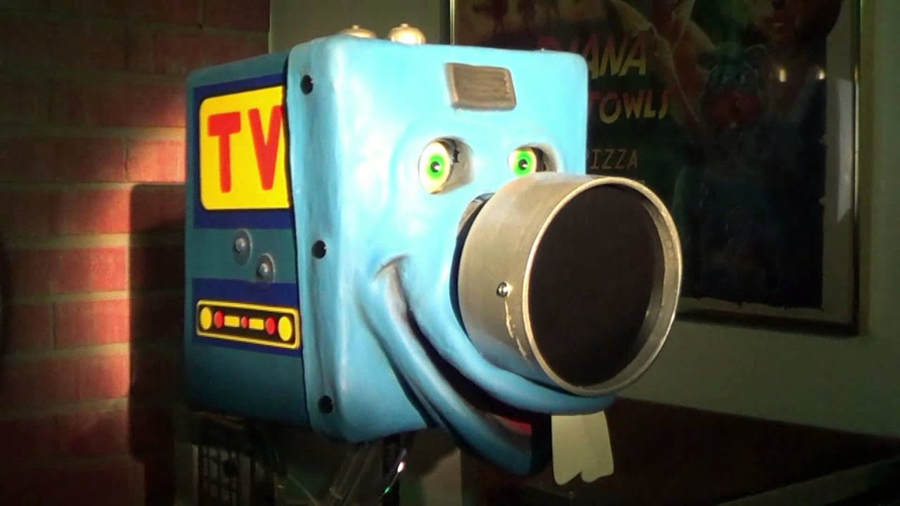 Children's taste in entertainment is much more sophisticated now than when the chain started in because kids today are used to slick animations and special effects, he added.