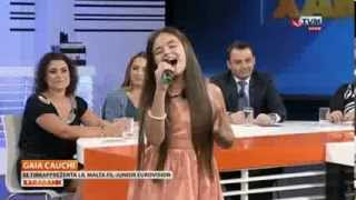 Gaia Cauchi - The Start (Malta - Junior Eurovision 2013)