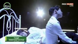 [720p] 141113 WINNER - Full Performance @ 2014 Melon Music Awards