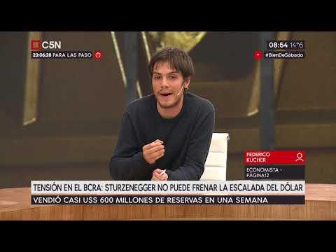 El análisis de la economía argentina.