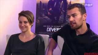 Theo James// Funny & Sexy Moments - Part 5