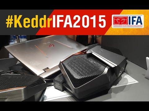 ASUS ROG ноутбуки - Опыт Эксплуатации от Keddr.com - YouTube