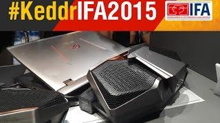 ASUS ROG GX700 - первый ноутбук с водянкой - IFA 2015 - Keddr.com(Партнеры: http://goo.gl/ZbKaLa | Наш сайт: http://keddr.com Семён освоил водное охлаждение для ПК буквально несколько недель..., 2015-09-03T08:44:23.000Z)
