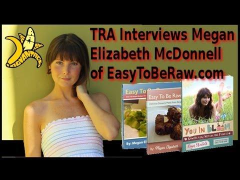 TRA Interviews Megan Elizabeth McDonnell EasyToBeRaw