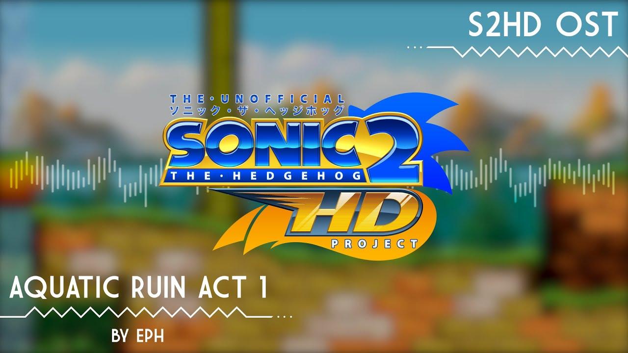 Aquatic Ruin Act 1 [OST] - Sonic 2 HD Demo 3.0