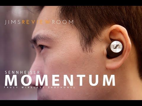 Sennheiser MOMENTUM True Wireless Earphones - REVIEW  ??