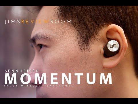 Sennheiser MOMENTUM True Wireless Earphones - REVIEW  🔥🔥