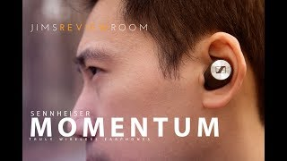 Sennheiser MOMENTUM True Wireless Earphones - REVIEW  🔥🔥