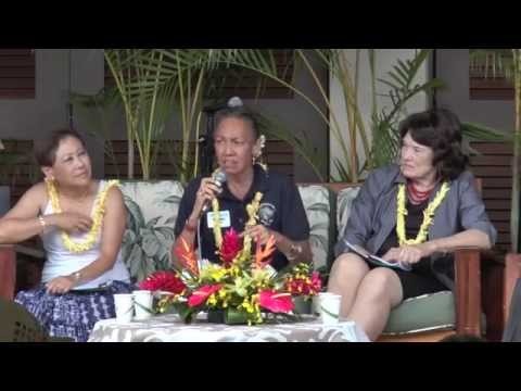 2015 Native Hawaiian Education Summit - Panel 4: Leadership Update