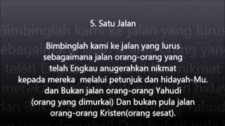 Repeat youtube video Ideologi Khilafah Islam Ad Daulatul Islamiyah Melayu