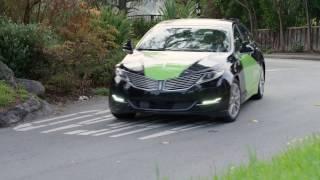 NVIDIA Self-Driving Car Demo at CES 2017