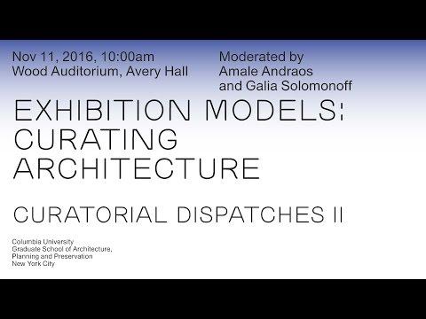 Exhibition Models: Panel 5