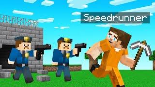 COPS N ROBBERS  N Speedrunner Vs Hunters Minecraft