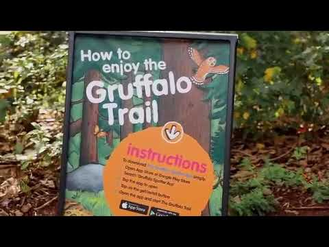 Join the Gruffalo Trail these school holidays