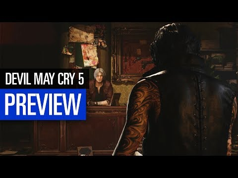 Devil May Cry 5 PREVIEW | Alle drei Charaktere angespielt thumbnail