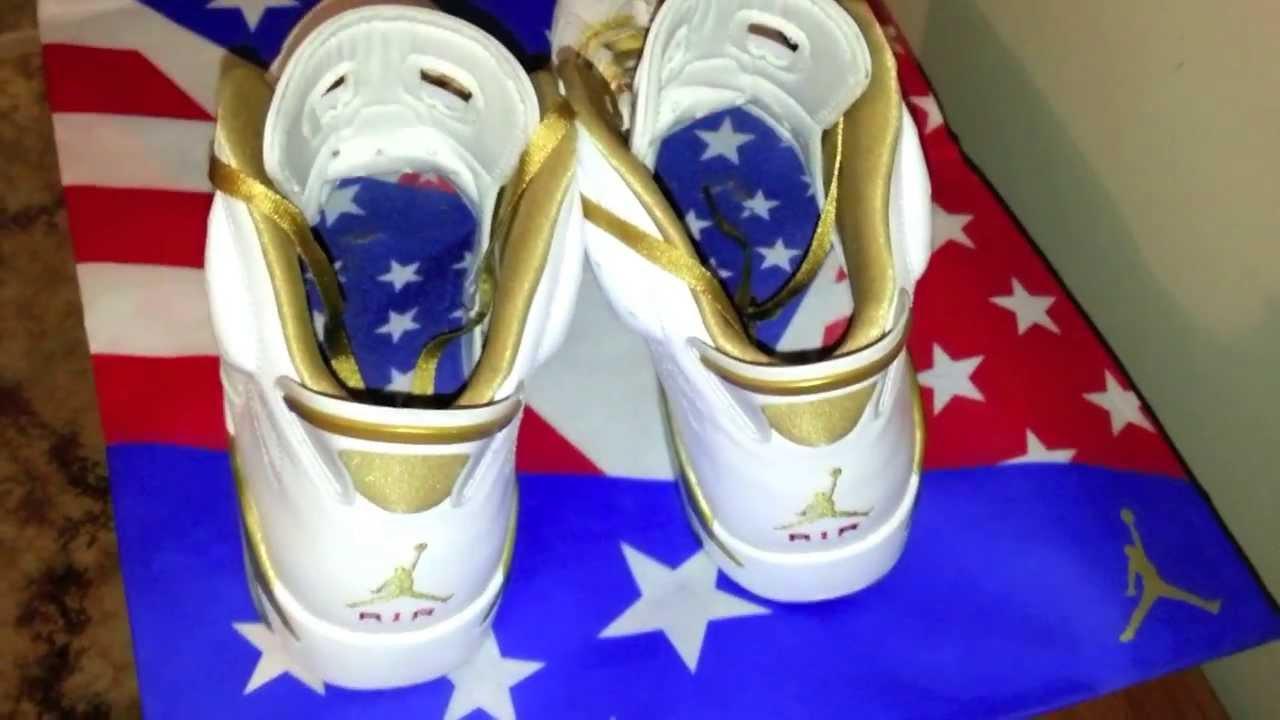 """Air Jordan 6 & 7 """"GMP"""" Review & Feet"""