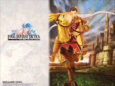 Final Fantasy Tactics OST - Unavoidable Battle