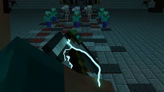 "♫ ""Living In A Nightmare"" - A Minecraft Original Music Video ♫"