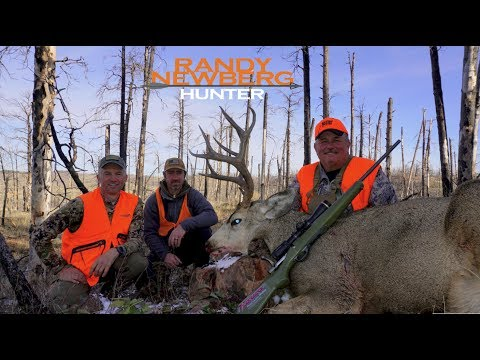 2016 Southeast Montana Deer - Fresh Tracks with Randy Newberg (S5 E2)