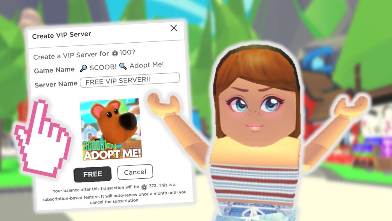 Roblox 2409358770 Für Android Download Auf Deutsch How To Get A Free Private Server In Adopt Me Roblox Youtube