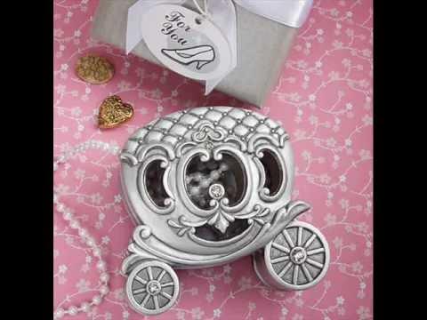Fairytale Wedding Favors Cinderella Favor Ideas