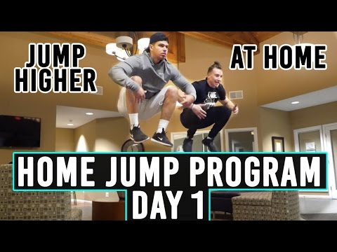 FREE 2-Week Home Jump Program | Day 1