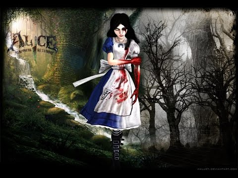 Alice Madness Returns#1