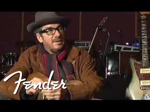 Elvis Costello talks about his Fender® Jazzmaster® guitar | Fender