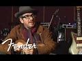 Capture de la vidéo Elvis Costello Talks About His Fender® Jazzmaster® Guitar | Fender