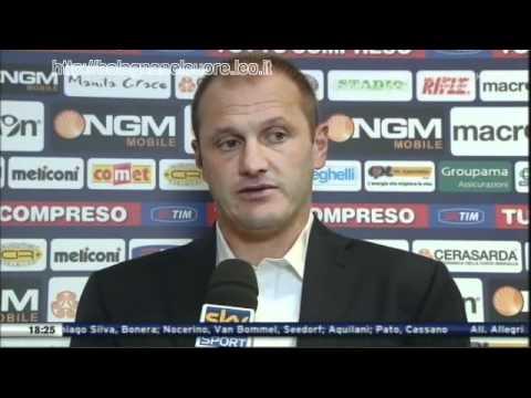 Bologna FC 1909 – Lecce 0-2 18/09/2011 Bisoli a Sky Calcio Show