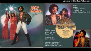 Leroy Gomez: Gypsy Woman [Full Album + Bonus] (1978)