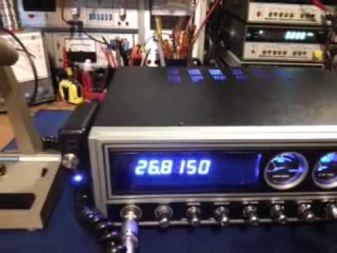 Uniden Madison with digital VFO.