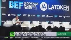 Blockchain Economic Forum: Future of cryptocurrencies discussed in Singapore