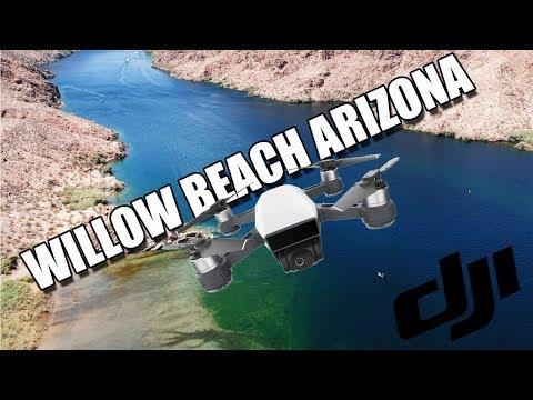 Willow Beach AZ Drone Footage ( Colorado River ) HD 1080 60FPS