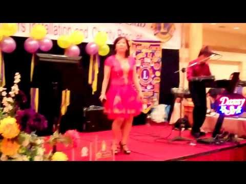LA Chinese Lions May singing 30June2013