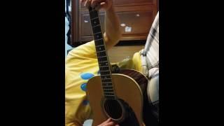 Vườn Yêu Thương guitar