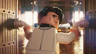 The LEGO Batman Movie Wayne Manor Tour (2017) Will Arnett Animated Movie HD