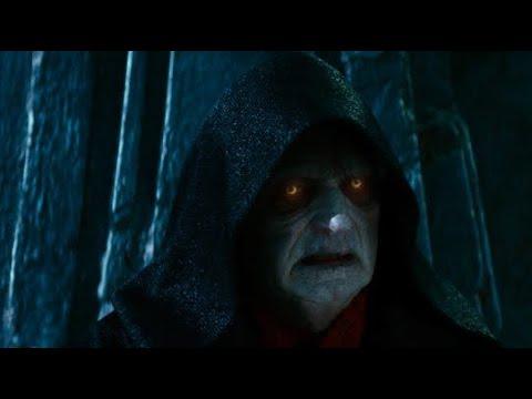 Star Wars Ix Rise Of Skywalker Rey Ben Vs Emperor Palpatine Full Fight Youtube
