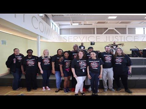 La Salle Middle School  - April 10, 2019