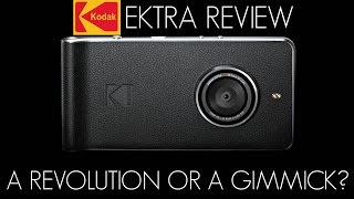KODAK Ektra Review - A Smartphone Camera Revolution or a Flop?